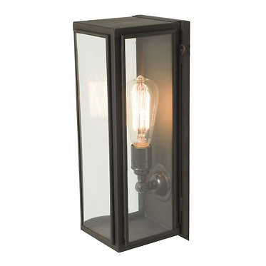 Davey Lighting Narrow Box Wall Light