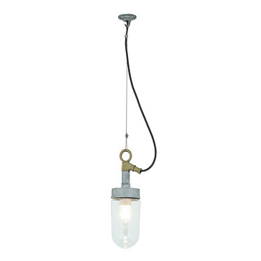 Davey Lighting Well Glass Pendant