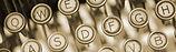 typewriter keys - rhonda kim writes freelance writer