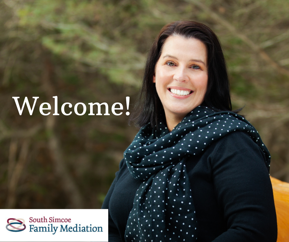 Jennifer Curry, professional divorce mediator at South Simcoe Family Mediation Services