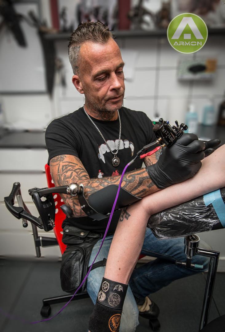 Edero used by tattoo artist