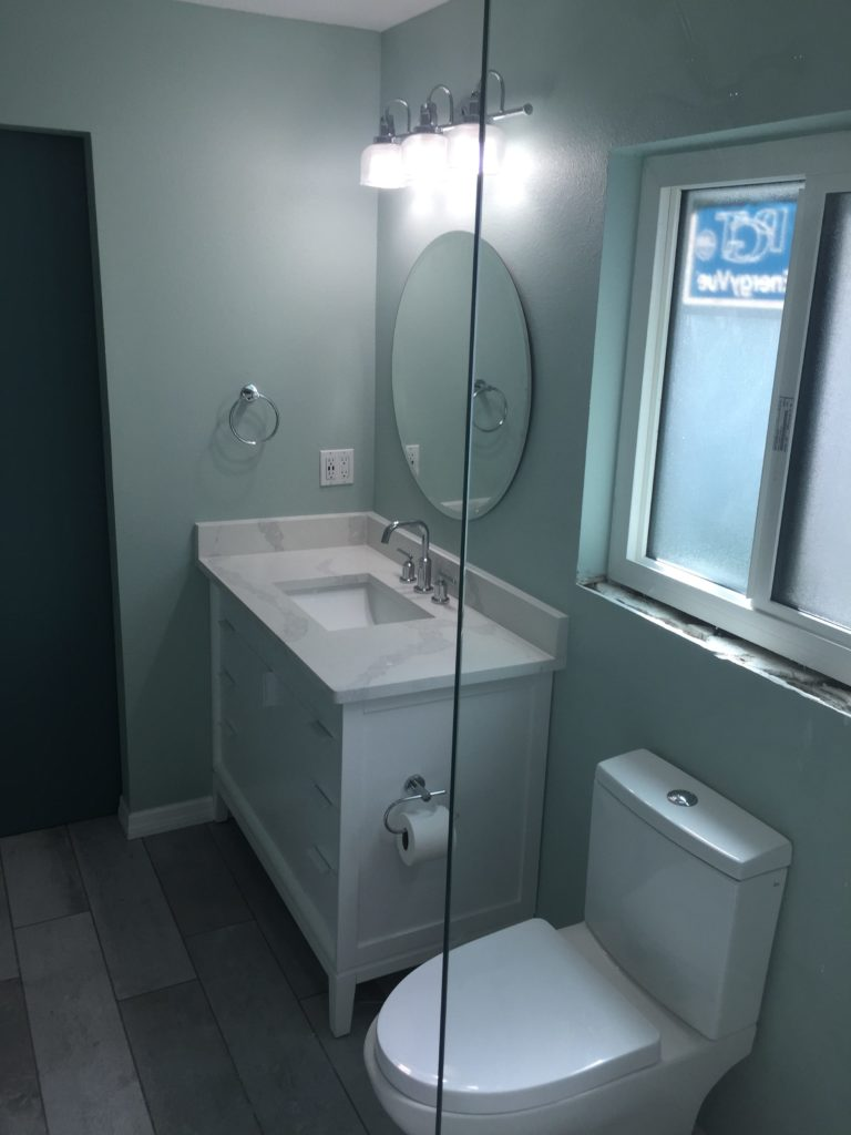 Bathroom & Closet Remodel 6648