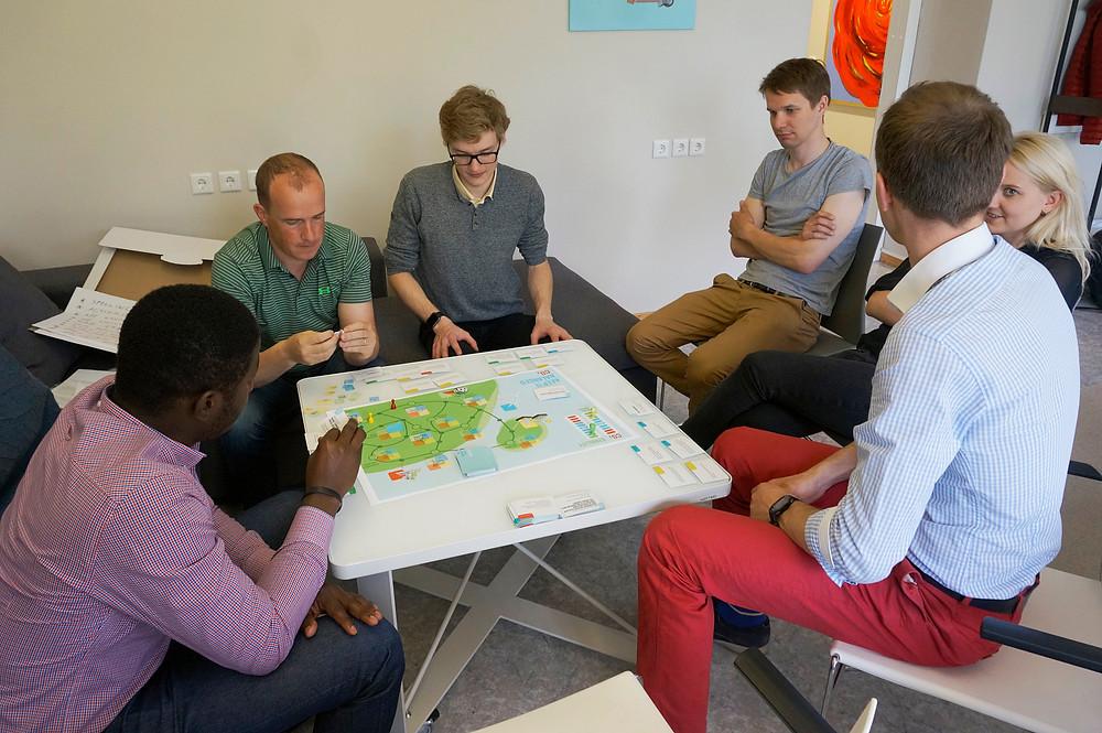 Pioneers into Practice Estonia Group Project