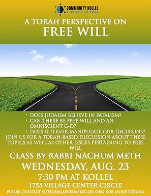 Free Will