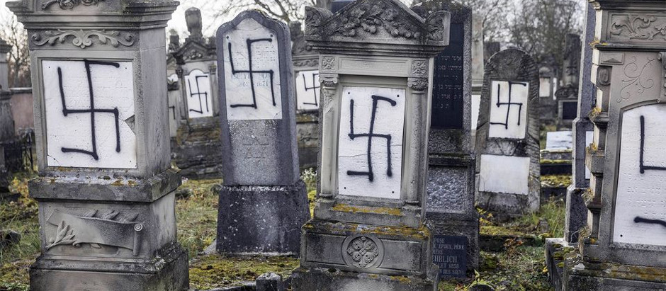 What Can I Do About Anti-Semitism?