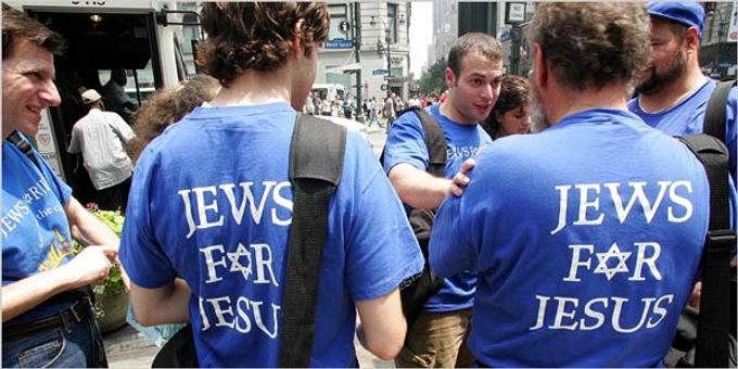 Jews For Jesus?