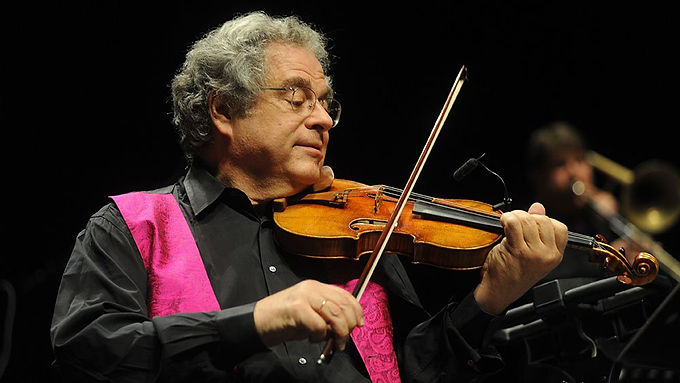 Itzhak Perlman's Path To Success