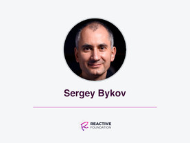 How Reactive Principles Provide A Systematic Approach to Uncertainty: Q/A with Sergey Bykov