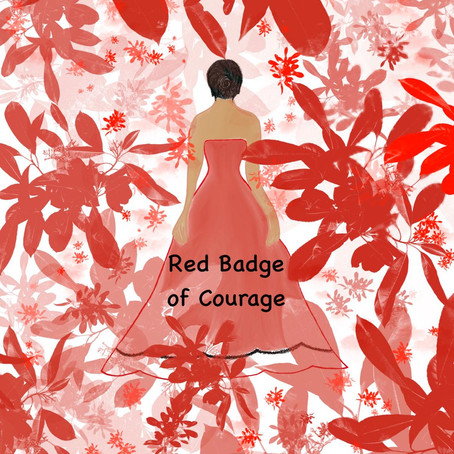 The Badge of Courage - Himasutha Reddy