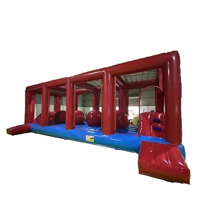 Skip Jumping Obstacle Course