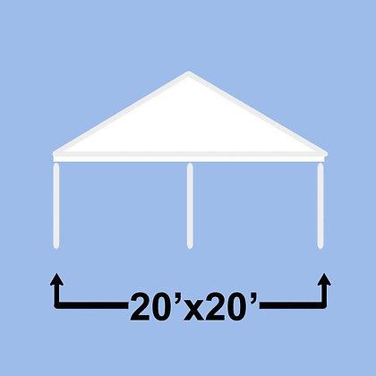 Frame Tent 20' x 20'