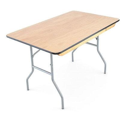 Rectangular Tables | 4ft Long Tables