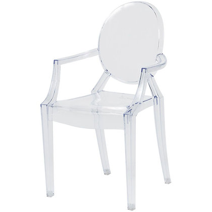 Kids Ghost Arm-In Chair