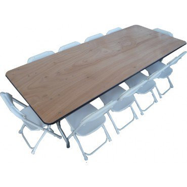 Kids Rectangular Table | 6ft Long