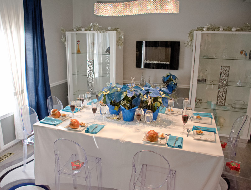 Intimate Dinner Party
