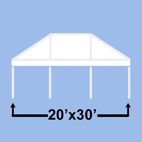 Frame Tent 20'x 30'