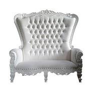 Queen White Love Seat.jpg