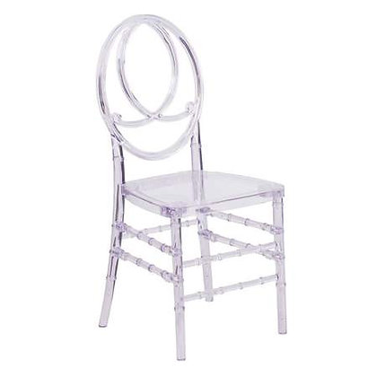 Chairs Pheonix Clear