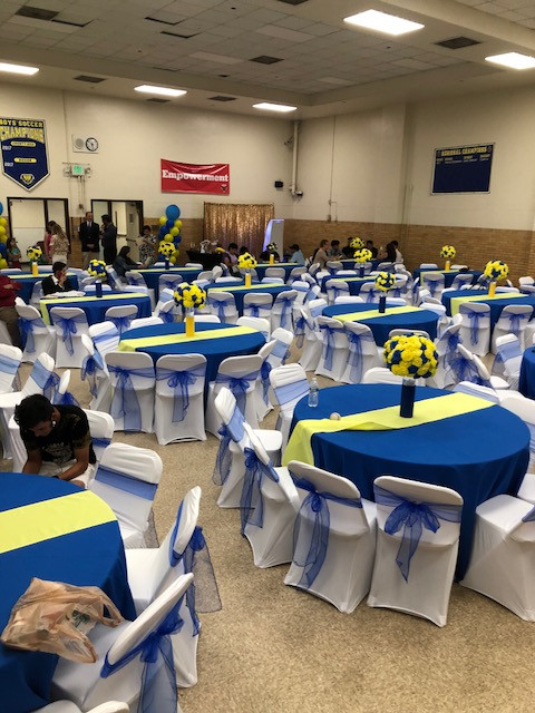 Maryland Party Rentals For Prom