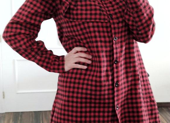 Vestido Emili Rojo
