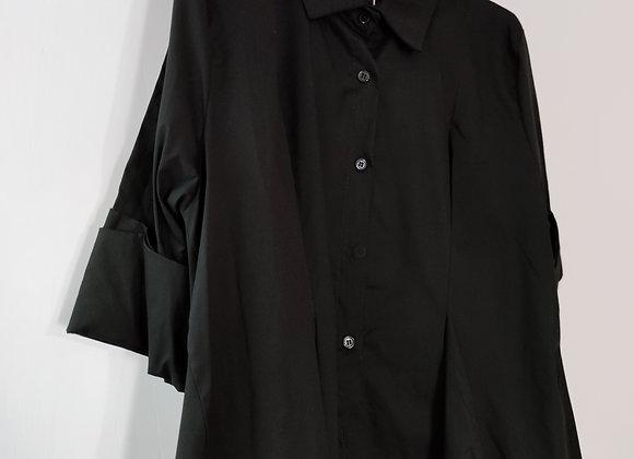 Maxi Camisa Negra