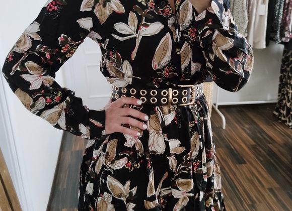 Vestido Camisero Black