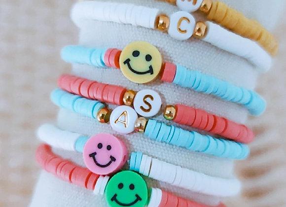 PULSERA SMILE TURQUESA