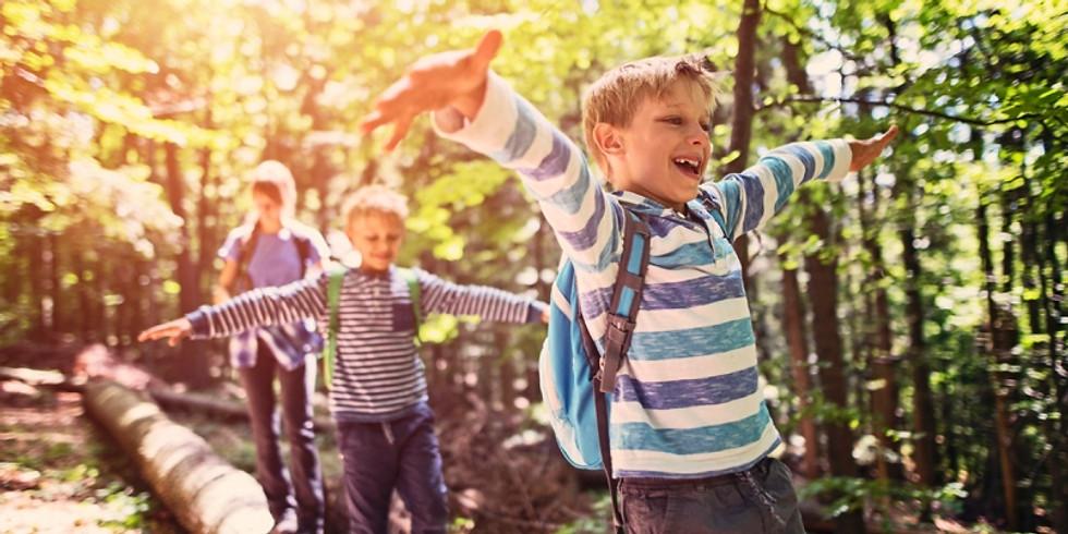 Woodland Adventures For Kids
