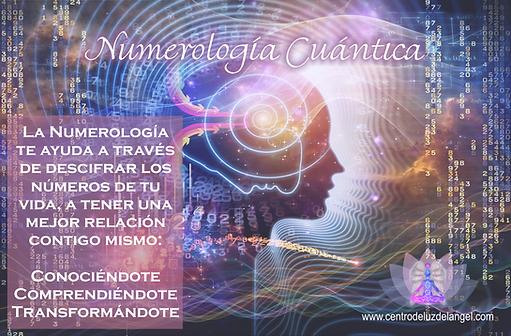 Numerología Cuántica