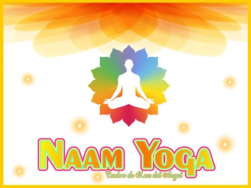 4 Clases Naam Yoga