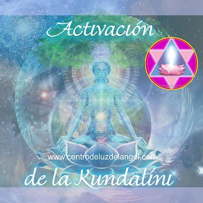 Activción de la Kundalini