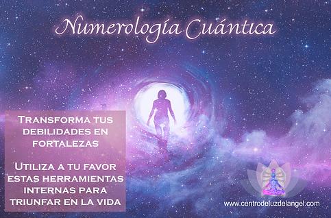 Numerologia Cuantica