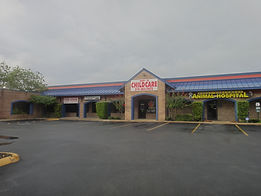 Great Northwest Animal  Hospital with new shopping center