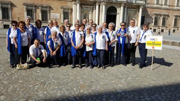 Il Coro in Piazza Roma (MO)
