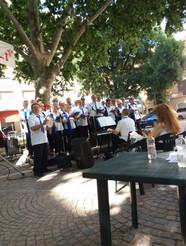 2018 Concerto in Piazza Matteotti (MO)