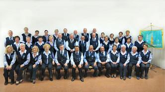 Il coro nel 2014