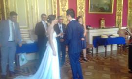 Mariage Mairie du 15eme a Paris