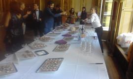 Buffet dinatoire Mariage Mairie du 7eme Paris