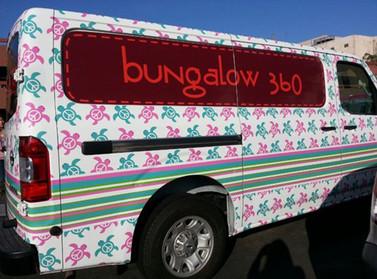 Bungalow 360 Nissan NV