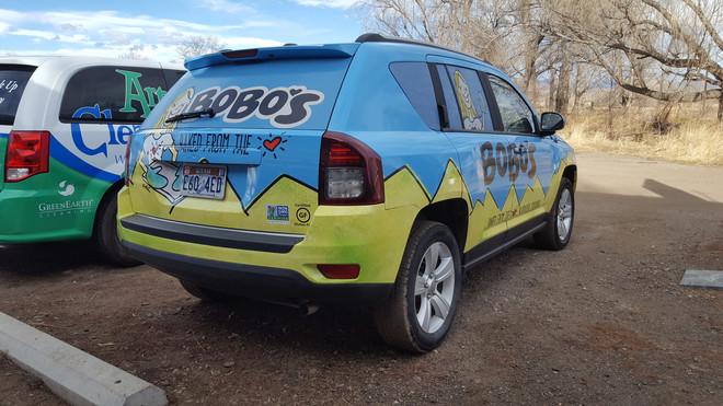 Bobo's Jeep Full Wrap