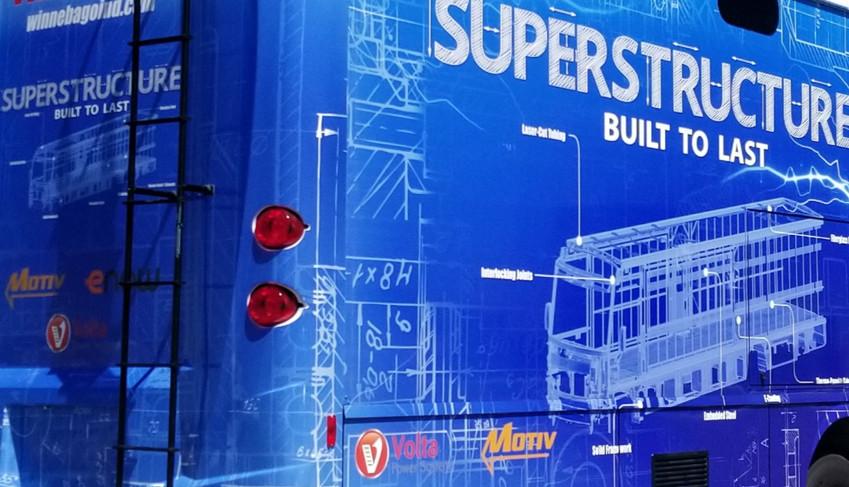 Winnebago Superstructure Design