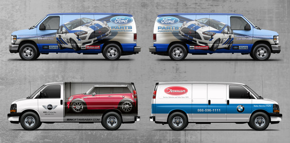 Ford Econoline Designs