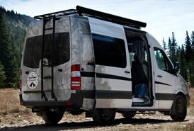 Mercedes Adventure Van