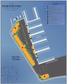 Portofino Site Plan