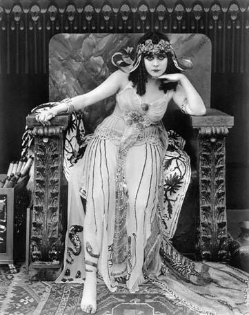 Cleópatra - EUA/1917
