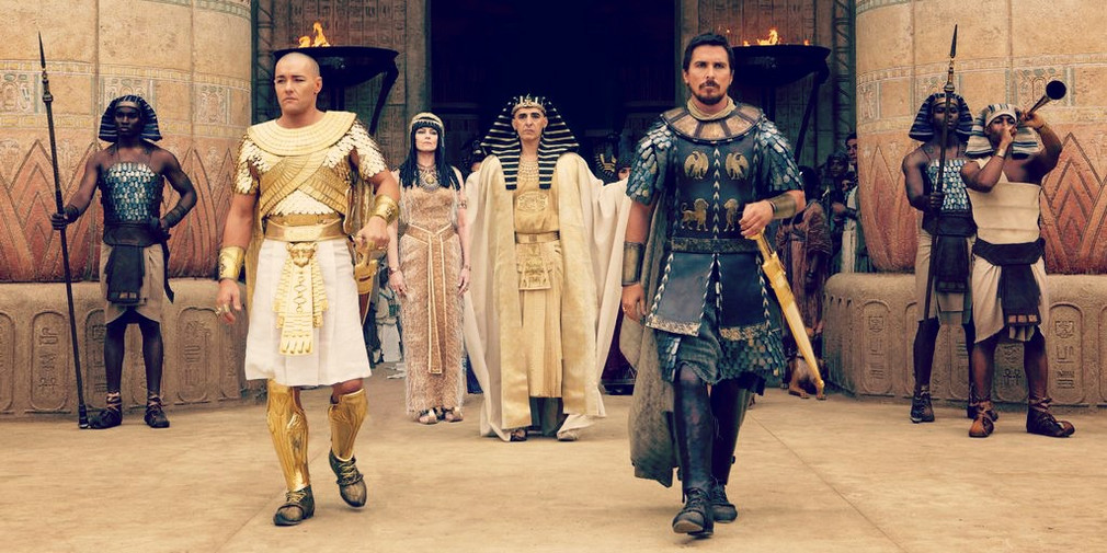 Filme Êxodo Deuses e Reis - EUA/2014