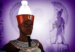 Haru ou Hórus