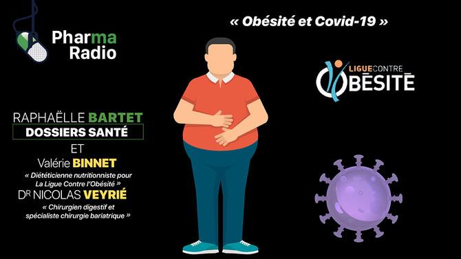 Podcast : Obésité et Covid 19