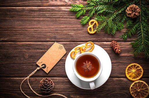 Calendrier de l'avent : 1er décembre - Thé de Noël fait maison, à déguster ou à offrir!