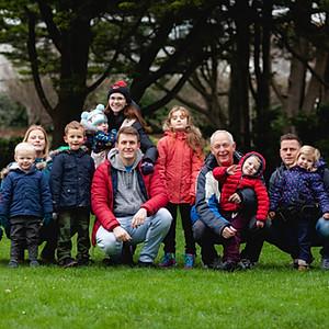 Diane Edwards family session